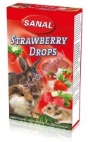 Strawberry Drops