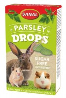 Sanal дропсы для грызунов с петрушкой без сахара Parsley Drops sugar free