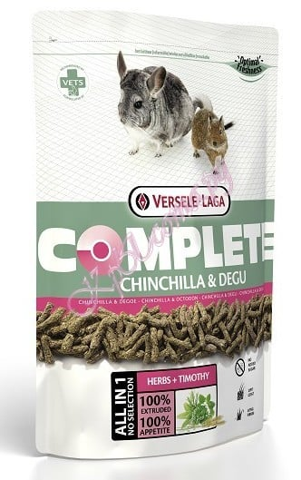 Корм для шиншилл и дегу Chinchilla & Degu Complete