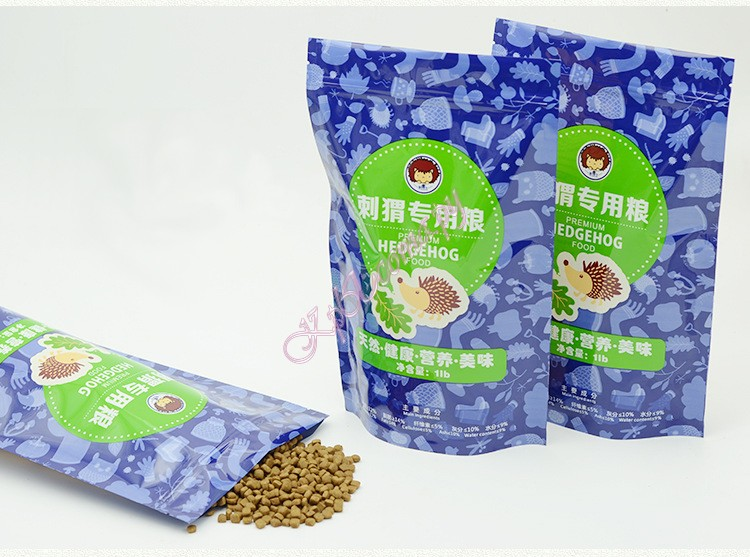 Корм для африканских ежей Premium Hedgehog Food 450гр вид 2