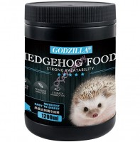 Hedgehog foods strong palatability