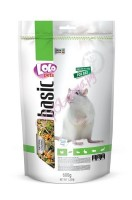 Lolo Pets Food Complete Rats Doypack