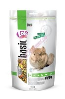 Lolo Pets Food Complete Chinchilla Doypack