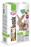 LoLo Pets Fruit and Vegetable Hamster & Rabbits