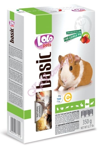 LoLo Pets Fruit food for guinea pig