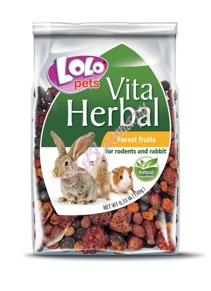 Lolo Pets Herbal Forest Fruts