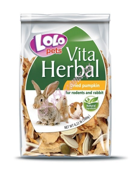 Lolo Pets Herbal Pumpkin Mixture
