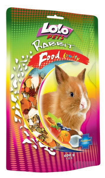 Lolo Pets Fruit Food Rabbit Doypack