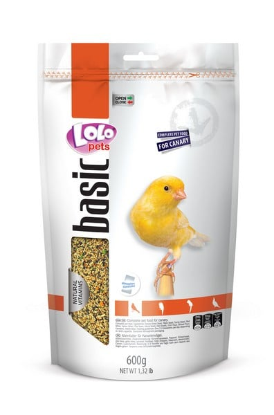 Lolo Pets Food Complete Canary Doypack