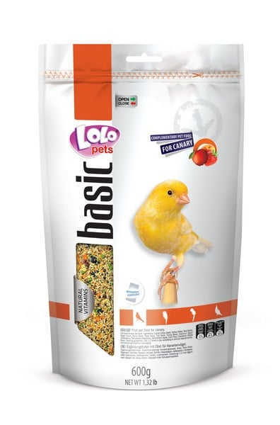 Lolo Pets Fruit Food Canary