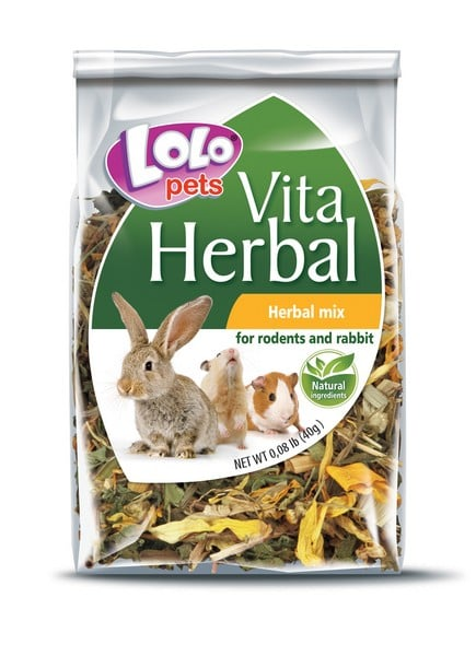 Lolo Pets Herbal Mix