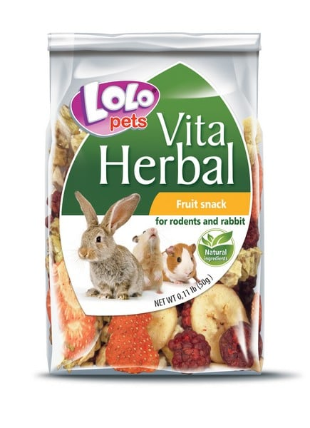 Lolo Pets Herbal Fruit Snack