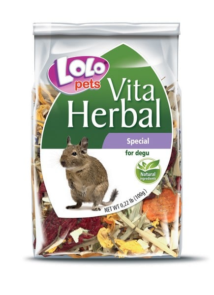 Lolo Pets Herbal Special for degu